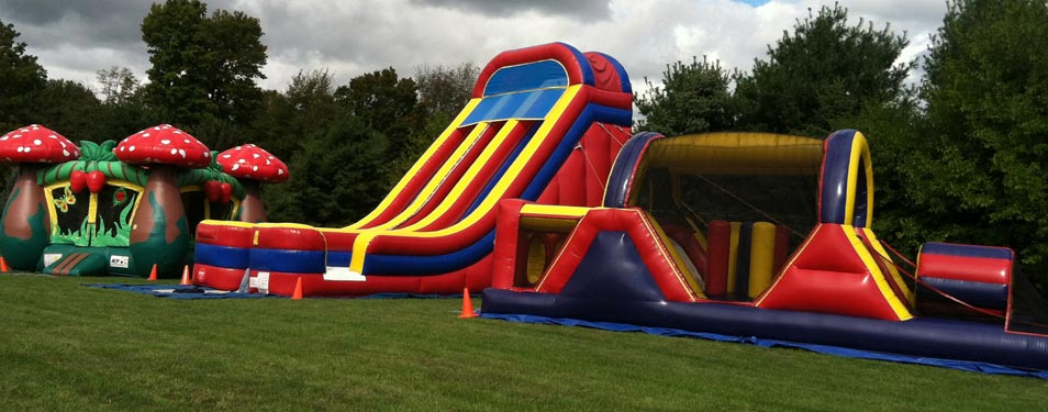 Inflatable Jumper Bouncer Rental
